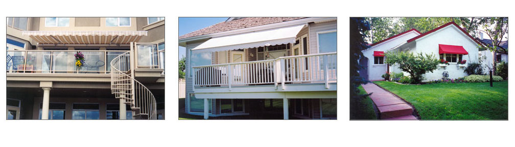 Awnings for Houses With South Facing Windows